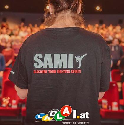 SAMI & Reacher
