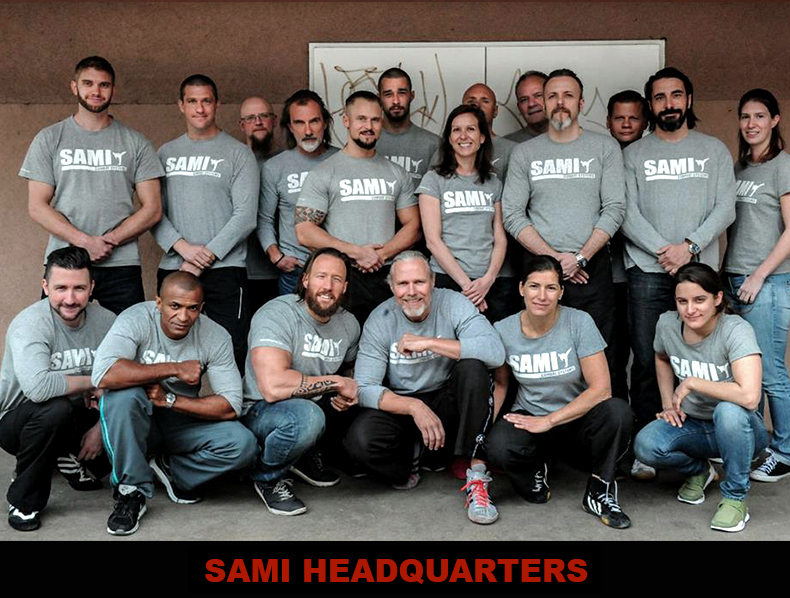 SAMI Headquarters