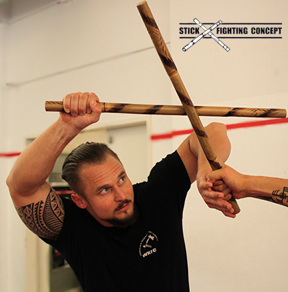 Stick Fighting Concept - SAMICS News