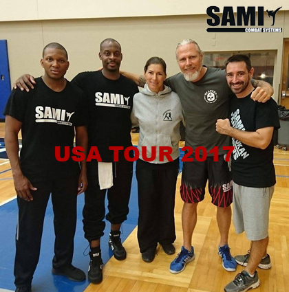SAMI on USA tour UPDATE