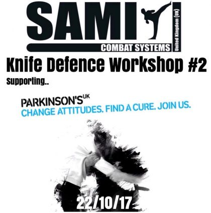 SAMI UK for Parkinson's Charity