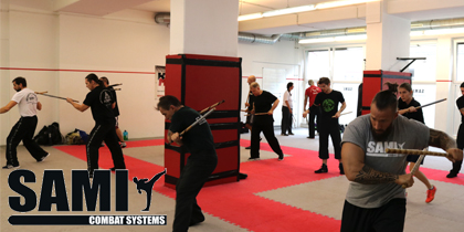 4 Day Stick Fighting Seminar