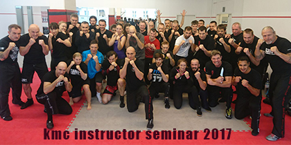 KMC Instructor Seminar HQ