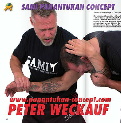 SAMI and BUDO International Magazine