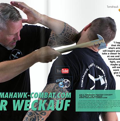 Tomahawk Concept in BUDO Magazine