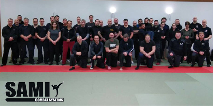 SAMICS Security Krav Maga in Rostock