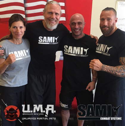 SAMI Training Center in Brooklyn