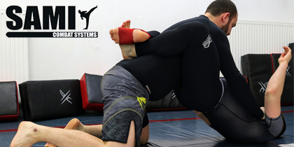 Grappling Open Mat HQ
