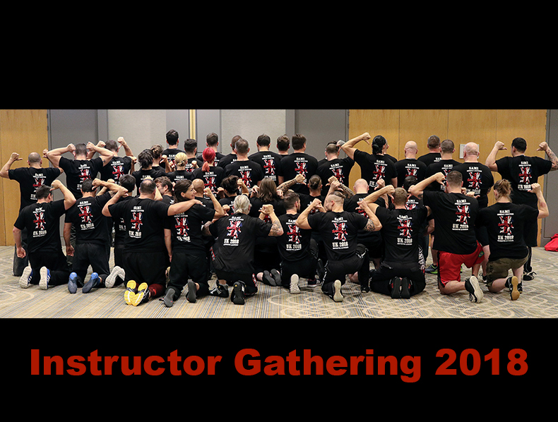 SAMICS Instructor Gathering 2018