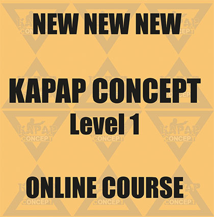 KAPAP (L1) Online Training