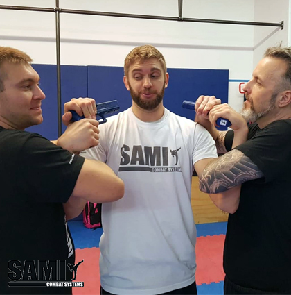 Krav Maga Instructor Seminar HQ [Nov 2018]