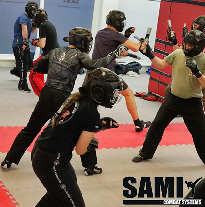 Knife Fighting Seminar [Dec. 2018]