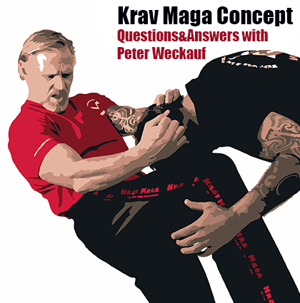 Interview: Peter Weckauf on Krav Maga Concept