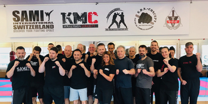 Krav Maga Concept Zurich [March '19]