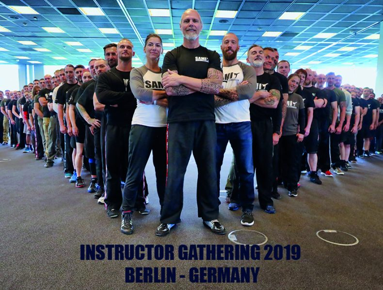 Instructor Gathering Berlin [2019]