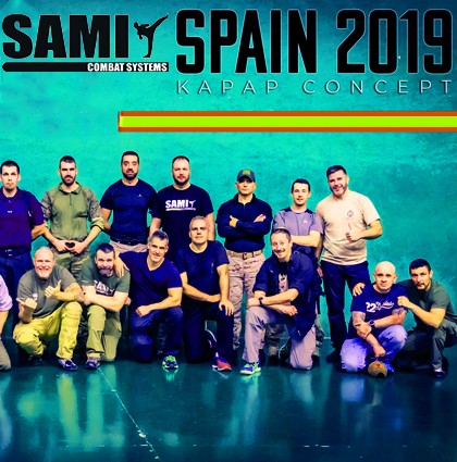 Kapap Concept in SPAIN